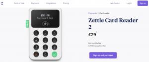 zettle card reader
